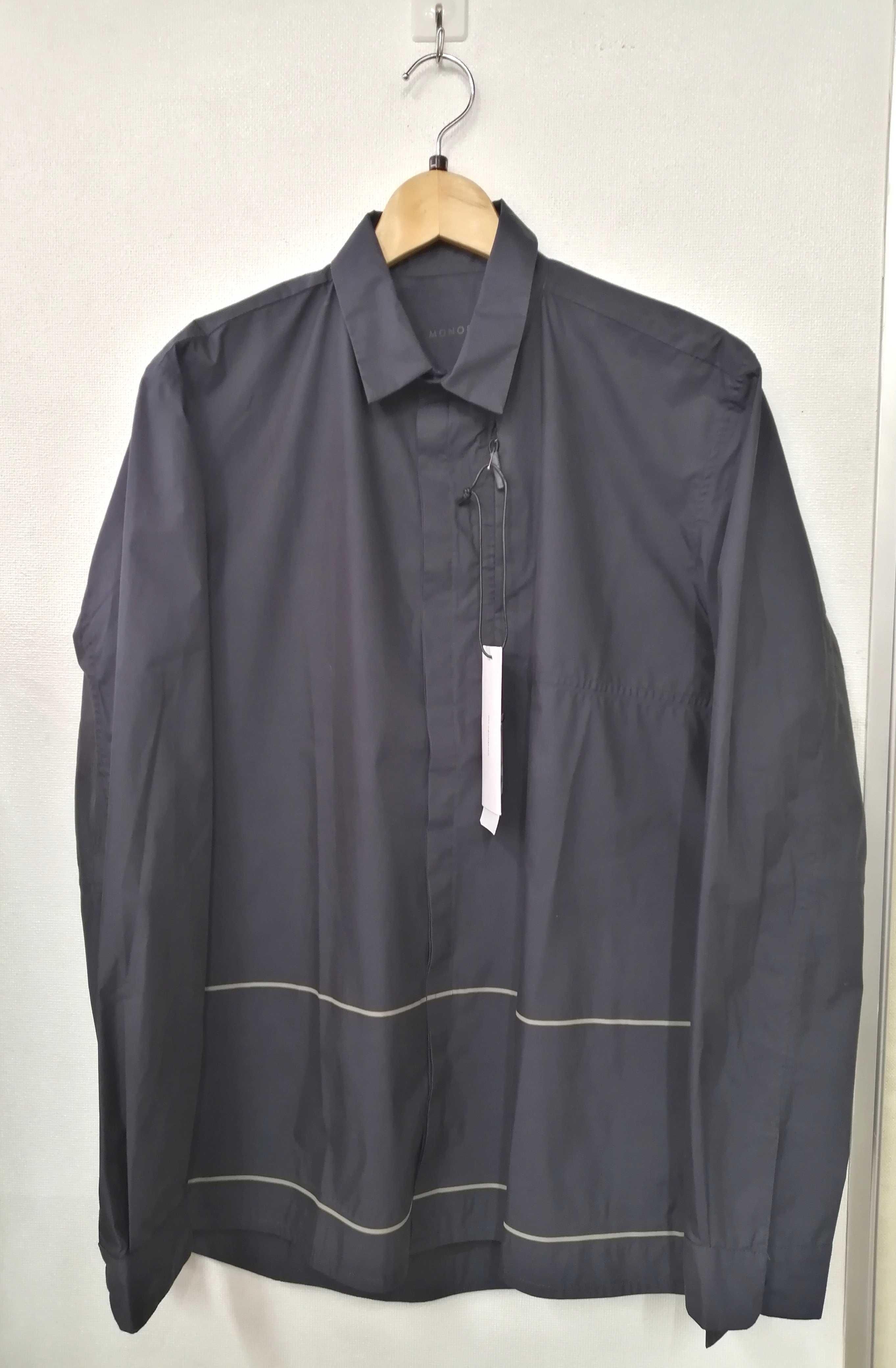 オーバーシャツジャケット|MONOBI
