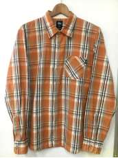 L/Sチェックシャツ|STUSSY