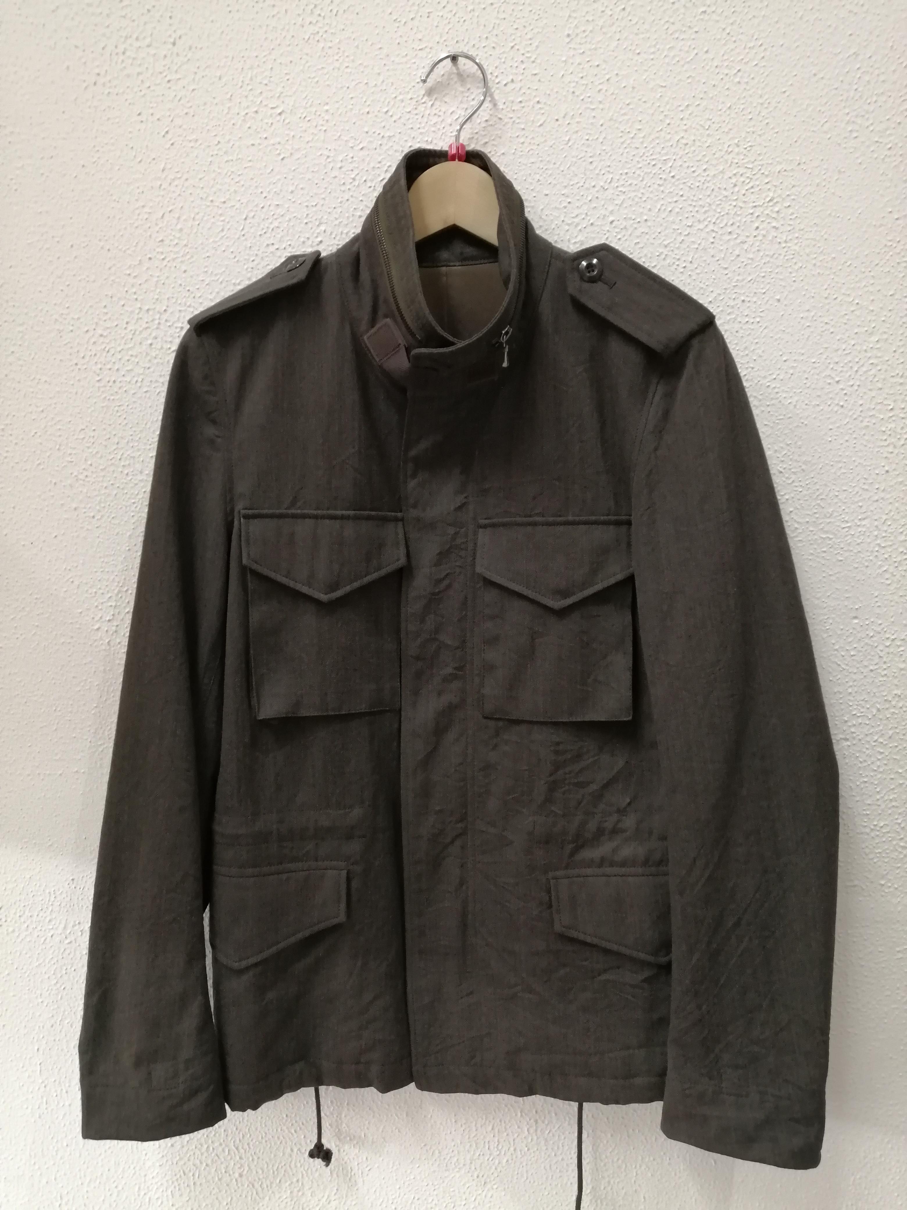 M-65フィールドジャケット|ATTACHMENT