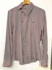 LSストライプシャツ|VIVIENNE WESTWOOD MAN