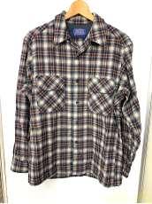 チェックウールシャツ|PENDLETON