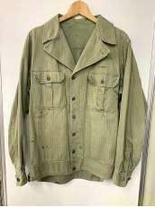 40S HBTジャケット/13スタ-/KHA/F|USARMY