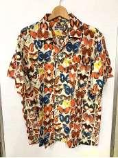 オープンカラーシャツ|NIGEL CARBOURN
