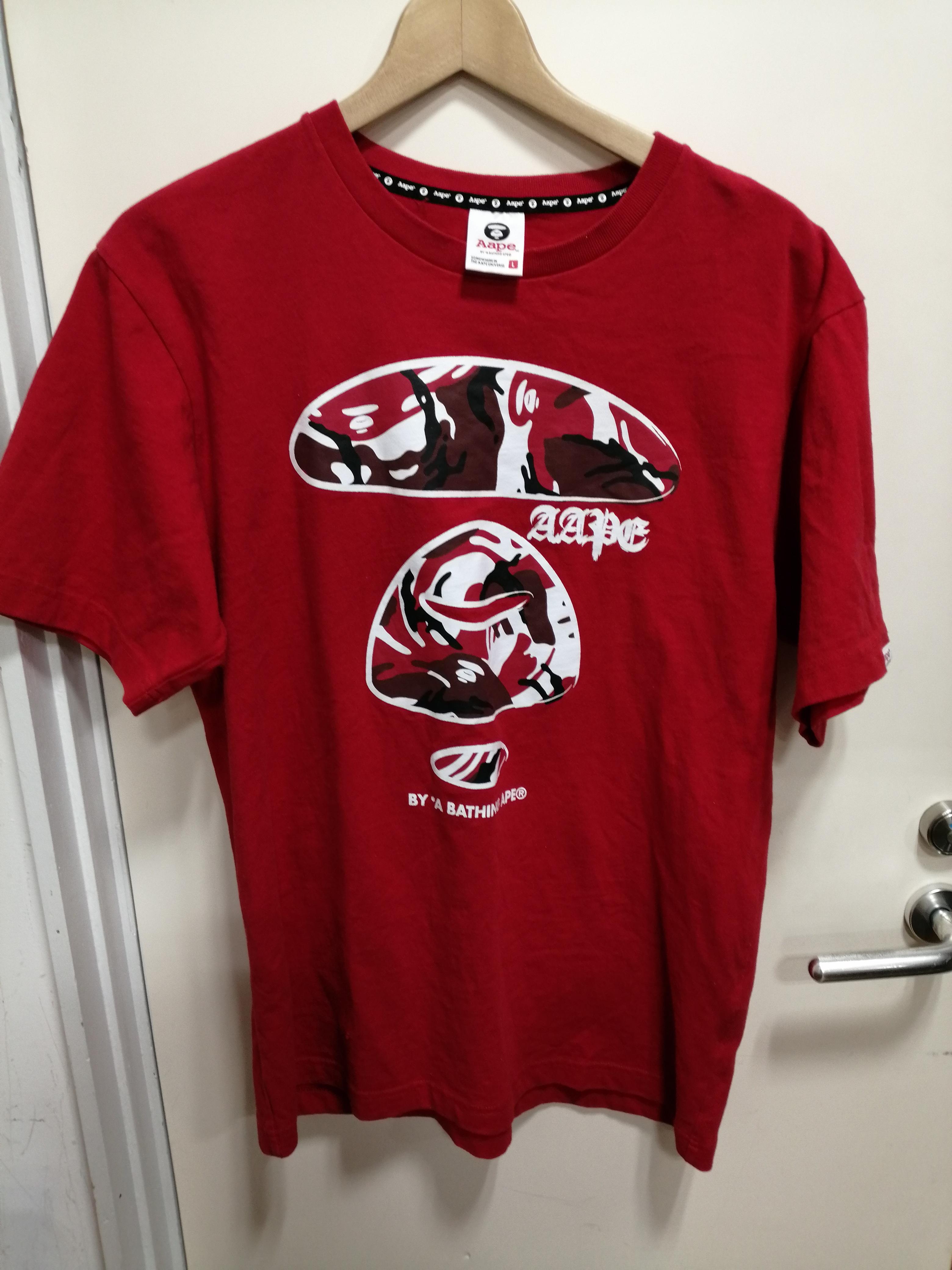 Tシャツ|AAPE