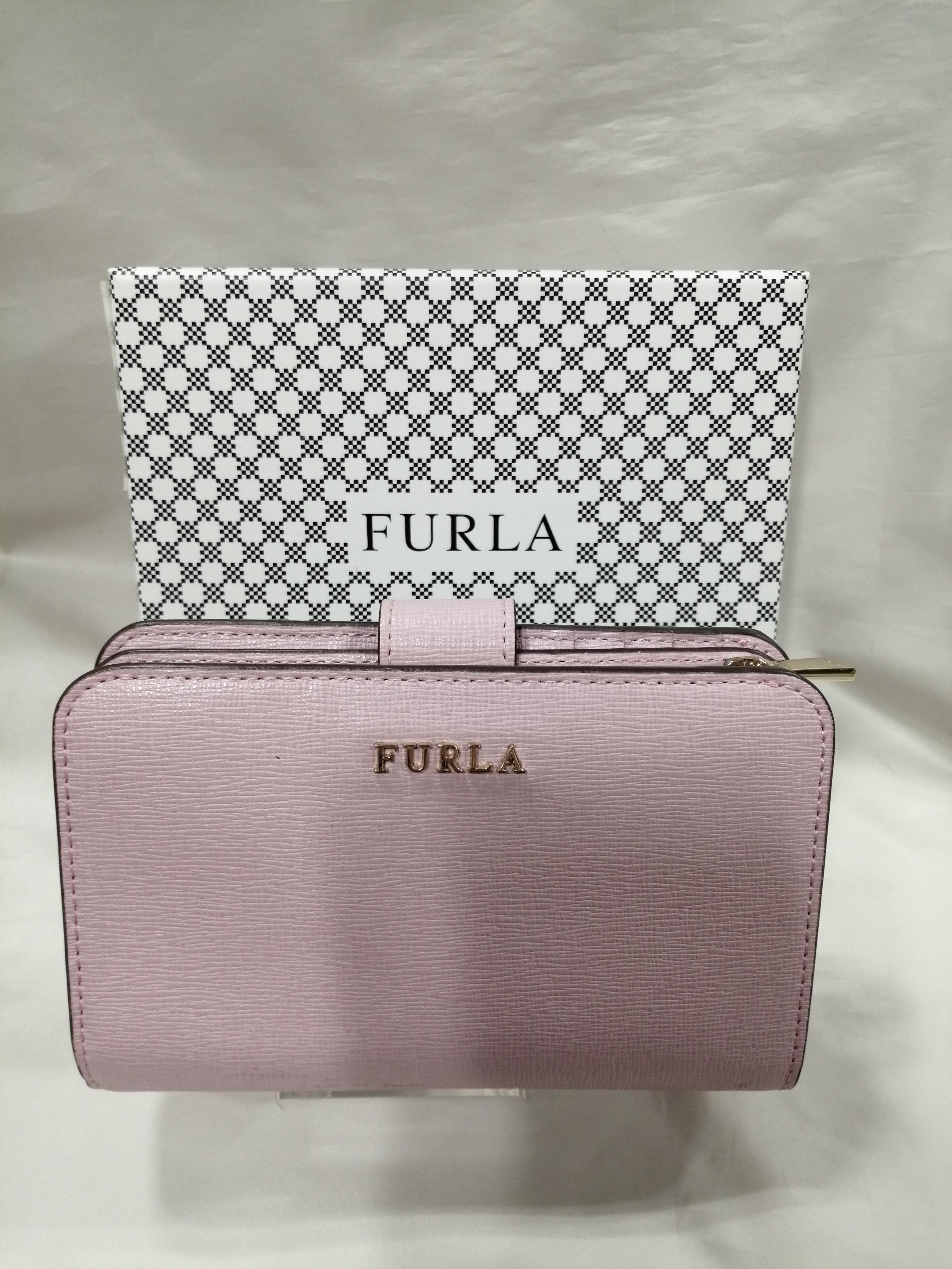 二つ折り財布|FURLA