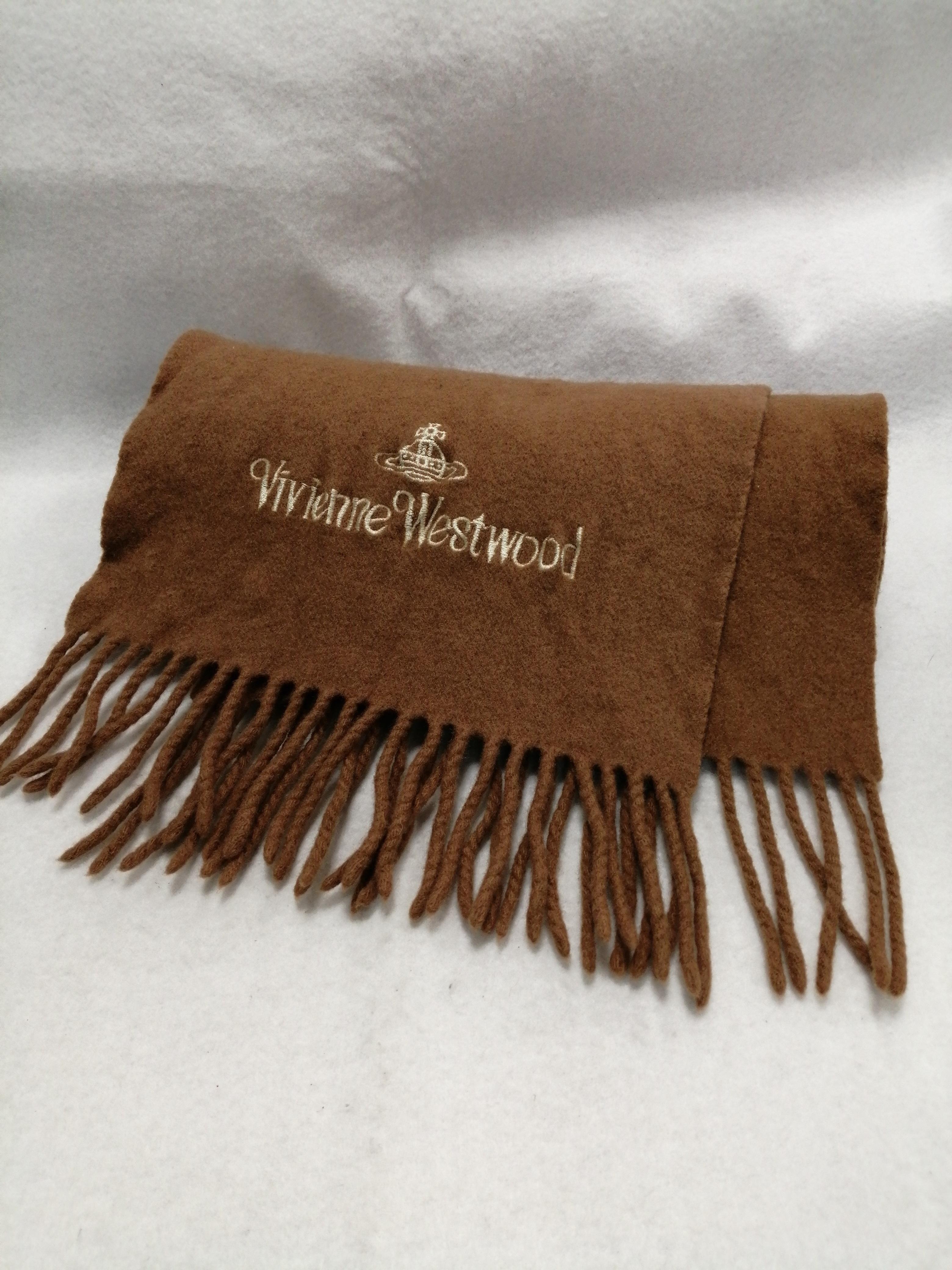 オーブ刺繍マフラー|VIVIENE WESTWOOD