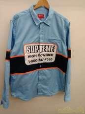 ハイパワーワッペンワークシャツ|SUPREME