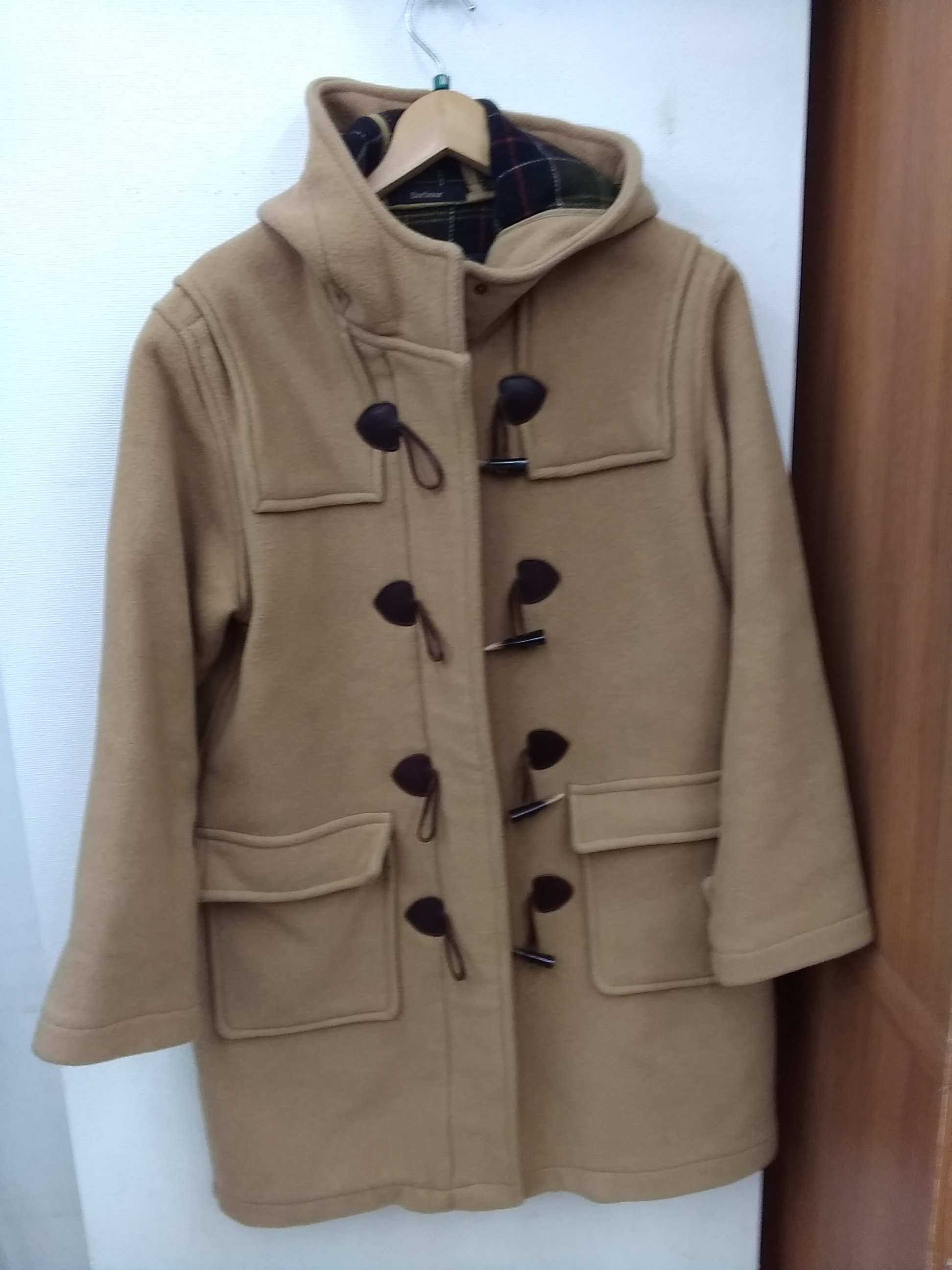 BARBOUR ダッフルコート|BARBOUR