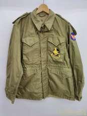M-1943 フーデットフィールドジャケット カスタムモデル|BUZZ RICKSON'S