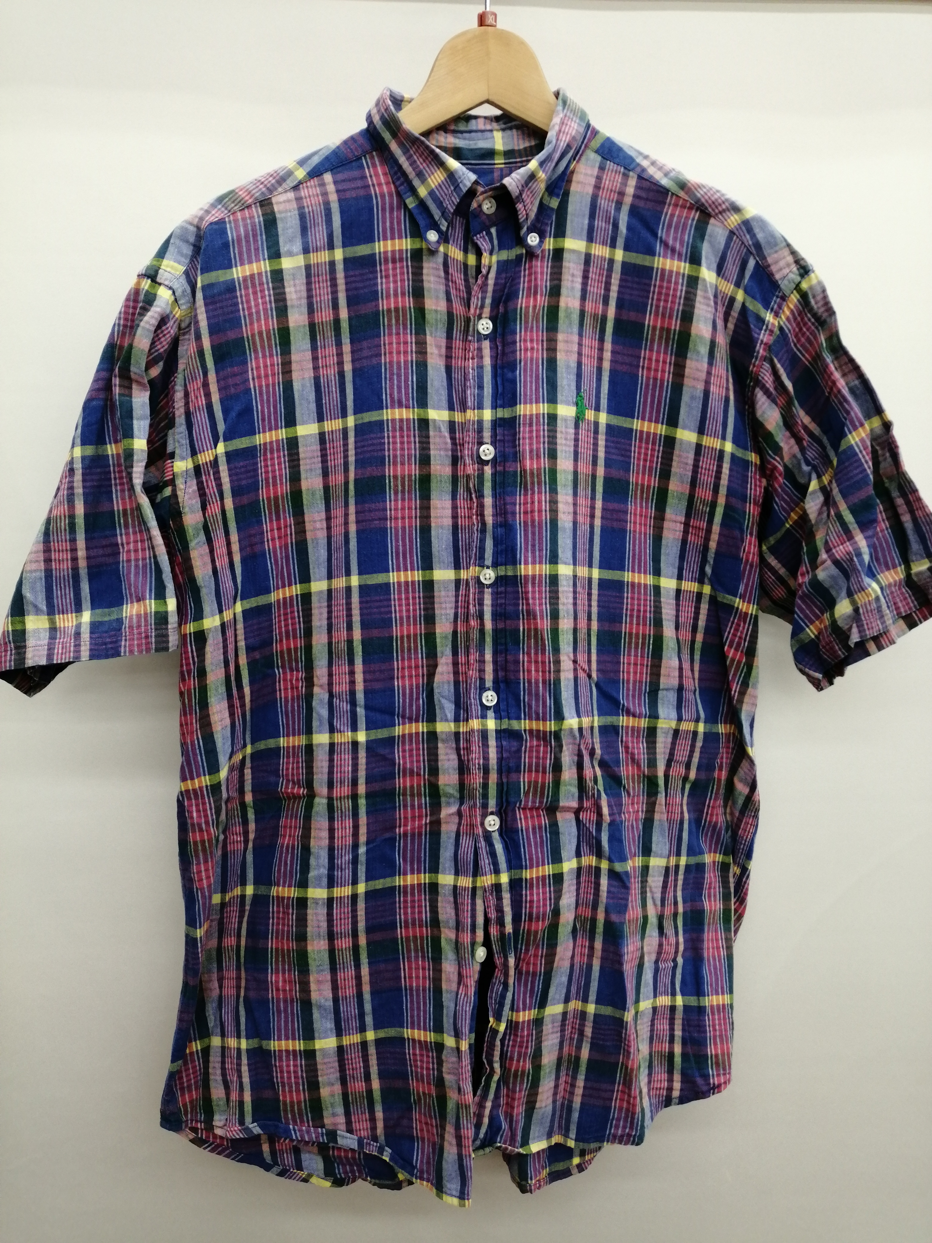 ラルフローレン マドラスチェックシャツ|POLO BY RALPH LAUREN