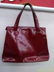 パテントハンドバッグ|PRADA