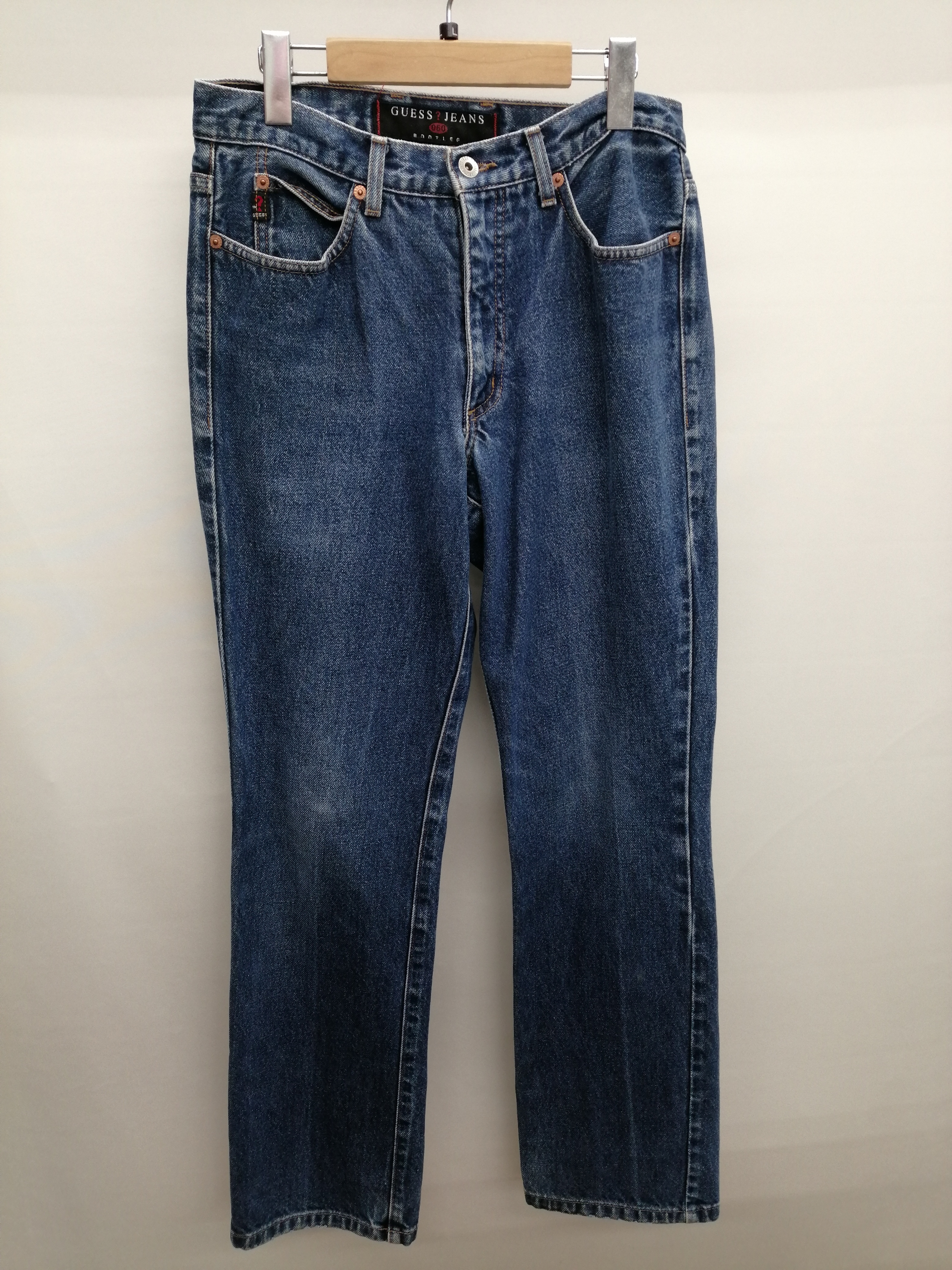 GUESS JEANS 90S BOOTLEG デニムパンツ|GUESS JEANS
