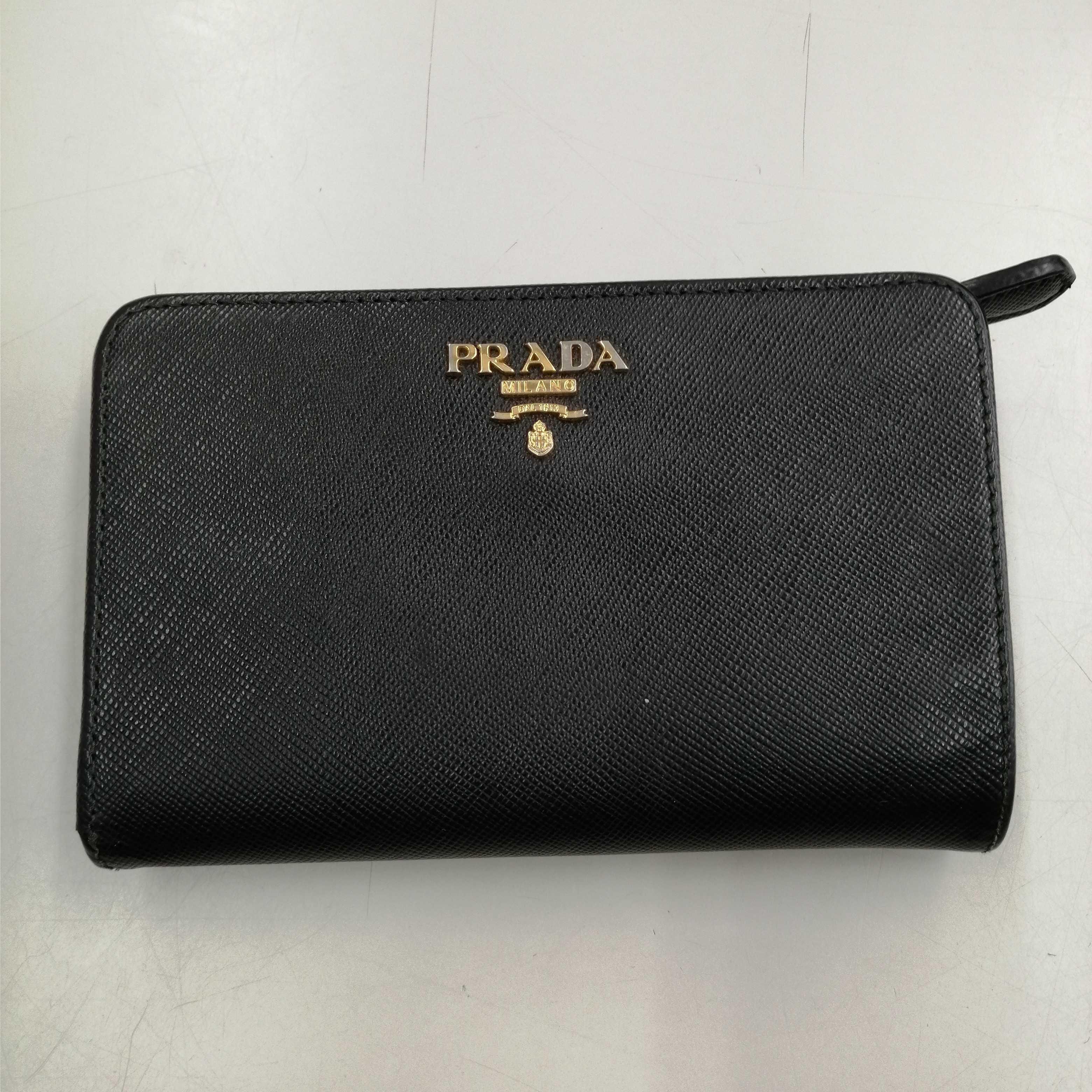 PRADA 二つ折り財布|PRADA