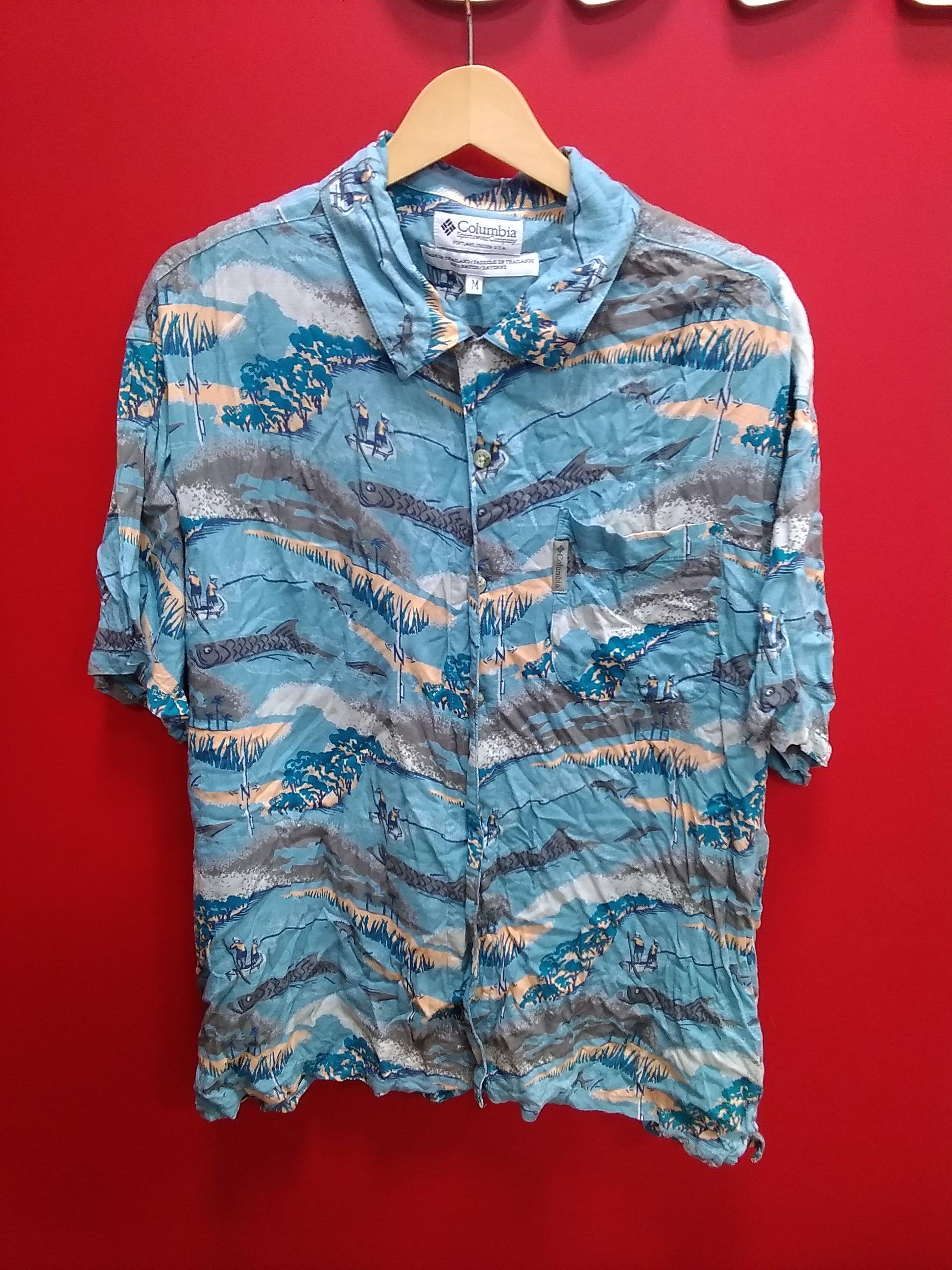 SSシャツ|COLUMBIA