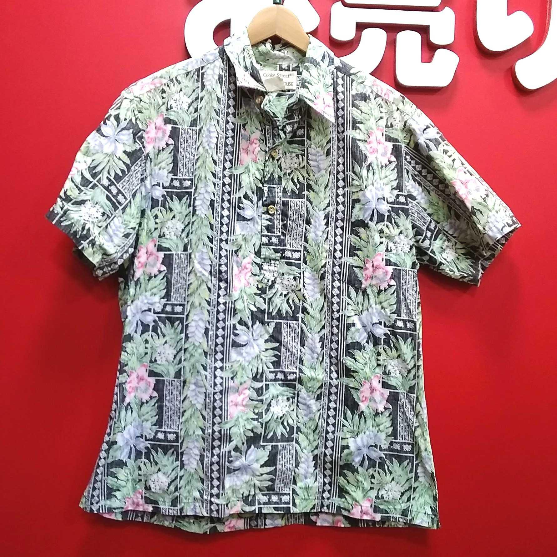 SSシャツ|COOKE STREET