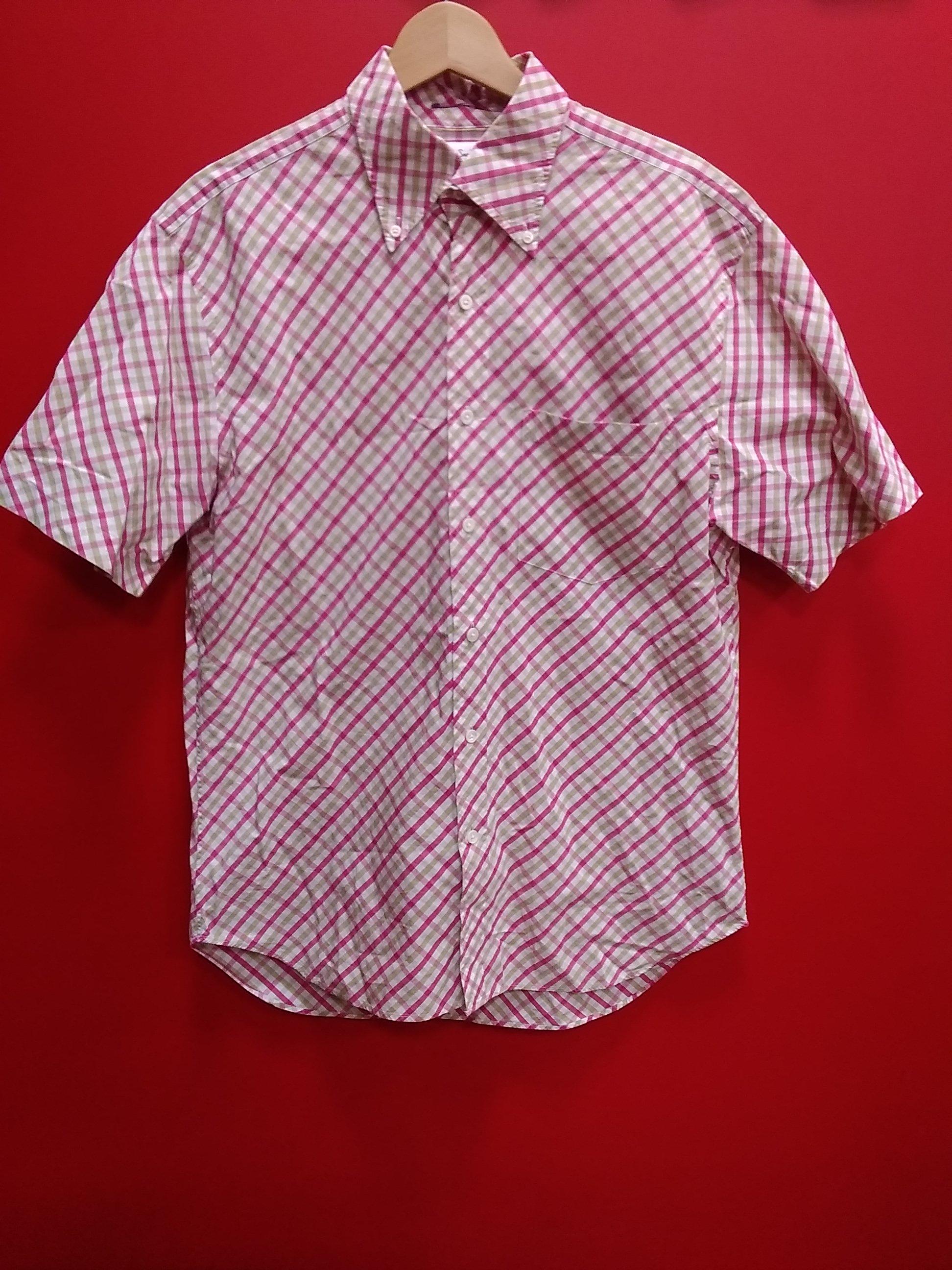 半袖チェックシャツ|PAUL SMITH
