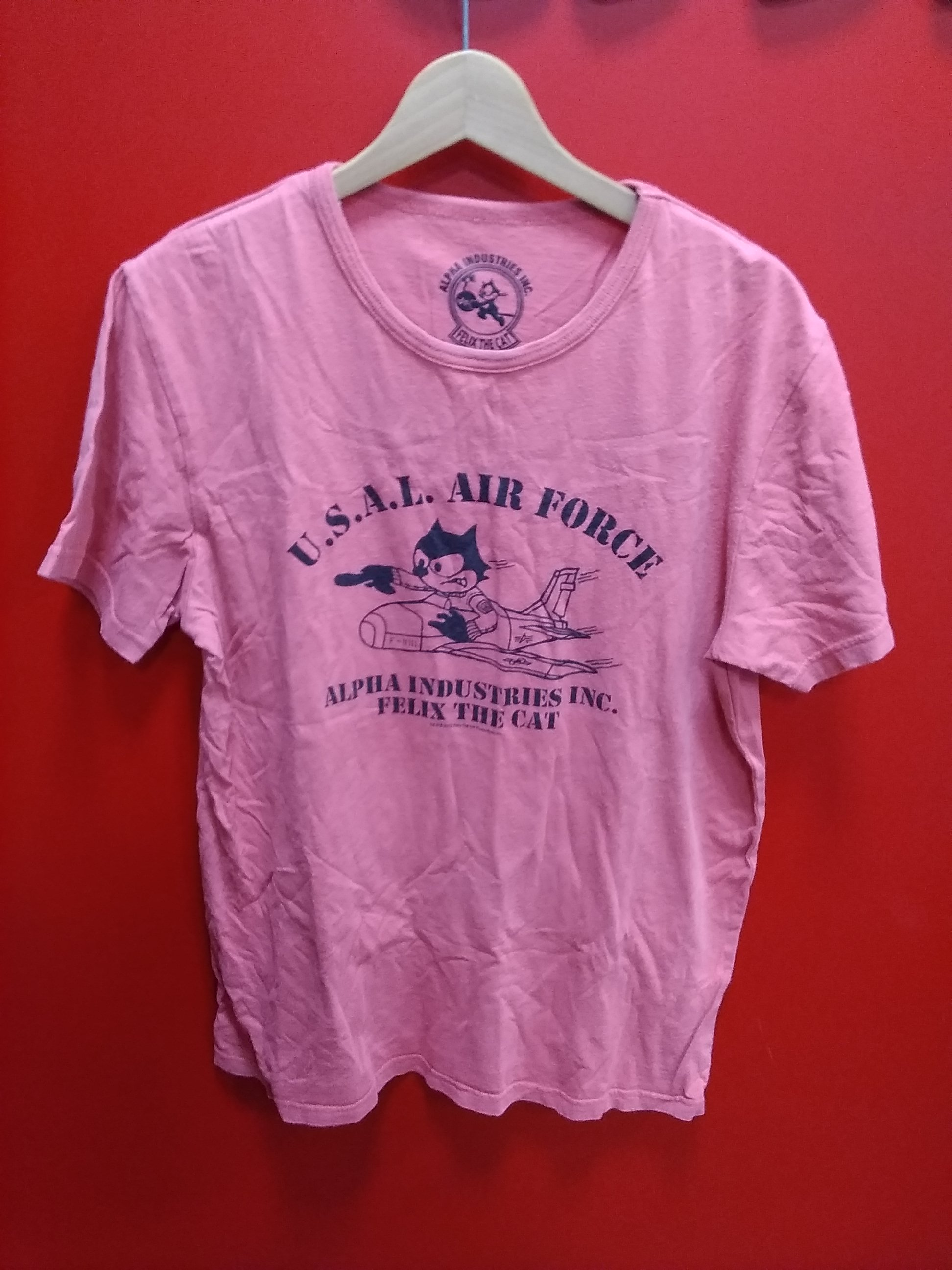 Tシャツ|ALPH INDUSTRIES
