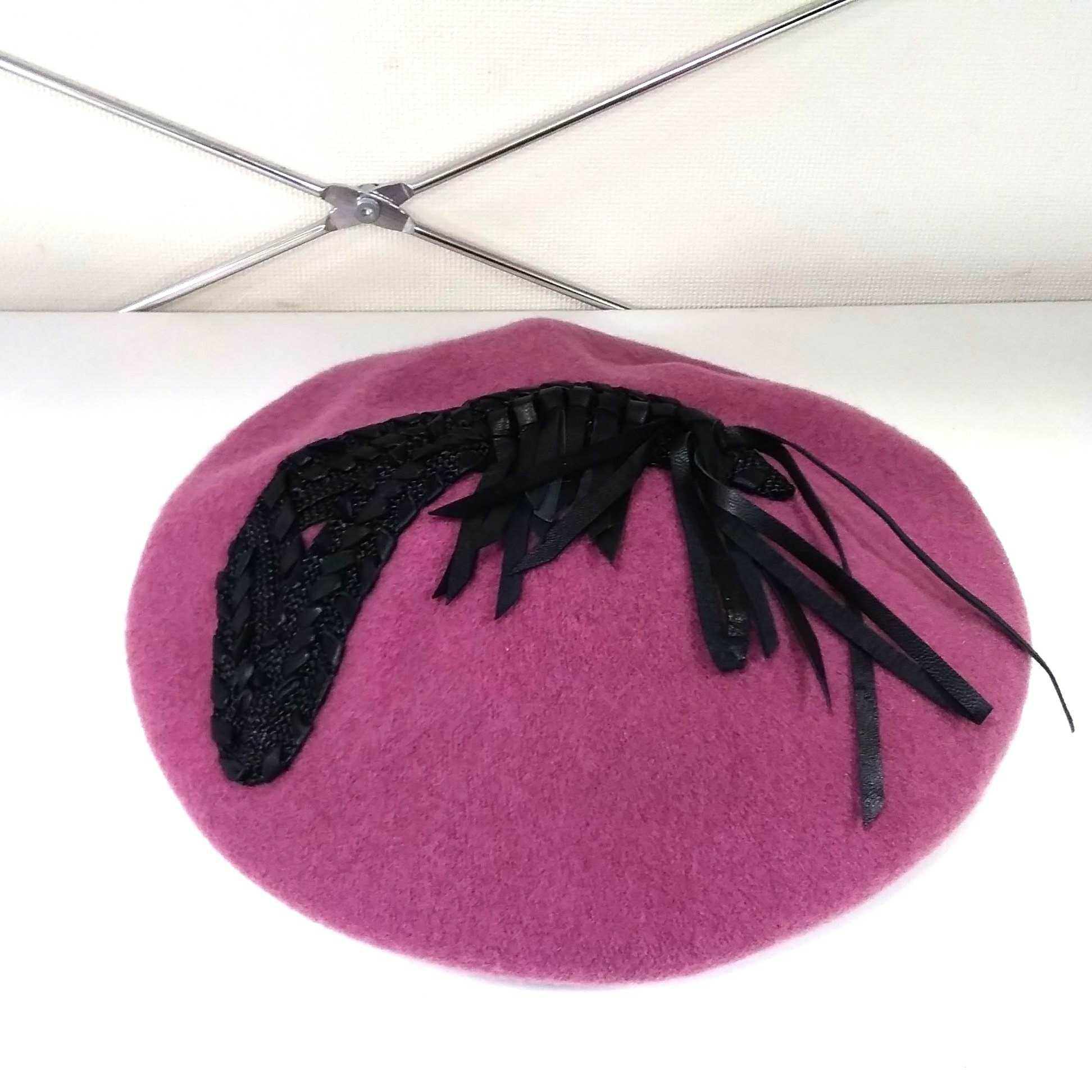 ベレー帽|LA LUZ DEL GORRA