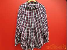 LSチェックシャツ|DUNHILL