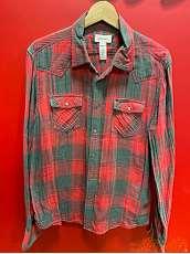 LSチェックシャツ|DIESEL