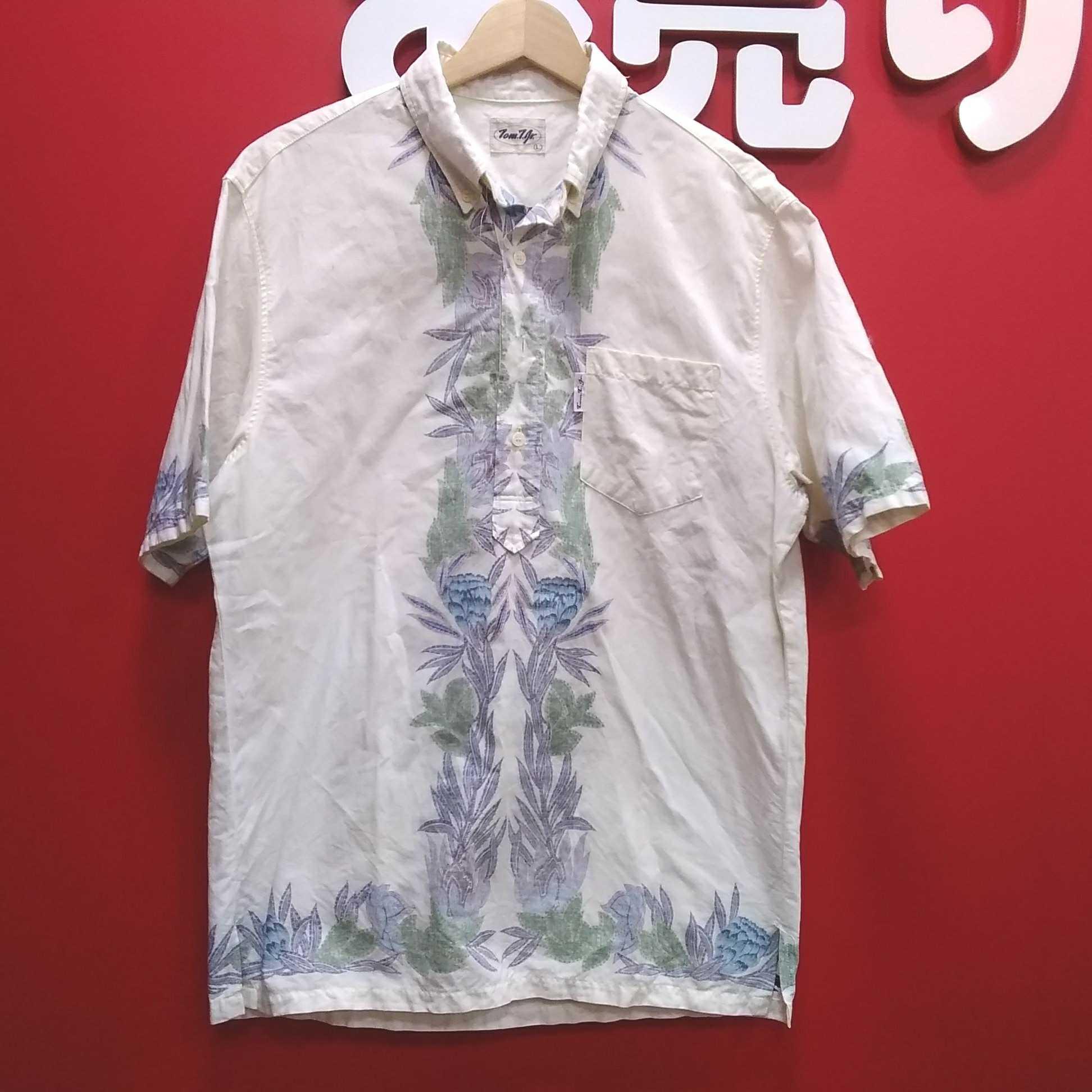 SSシャツ|TOM.T.GR