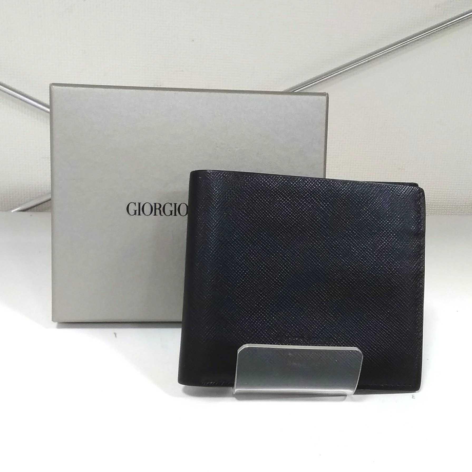 2つ折り財布|GIORGIO ARMANI