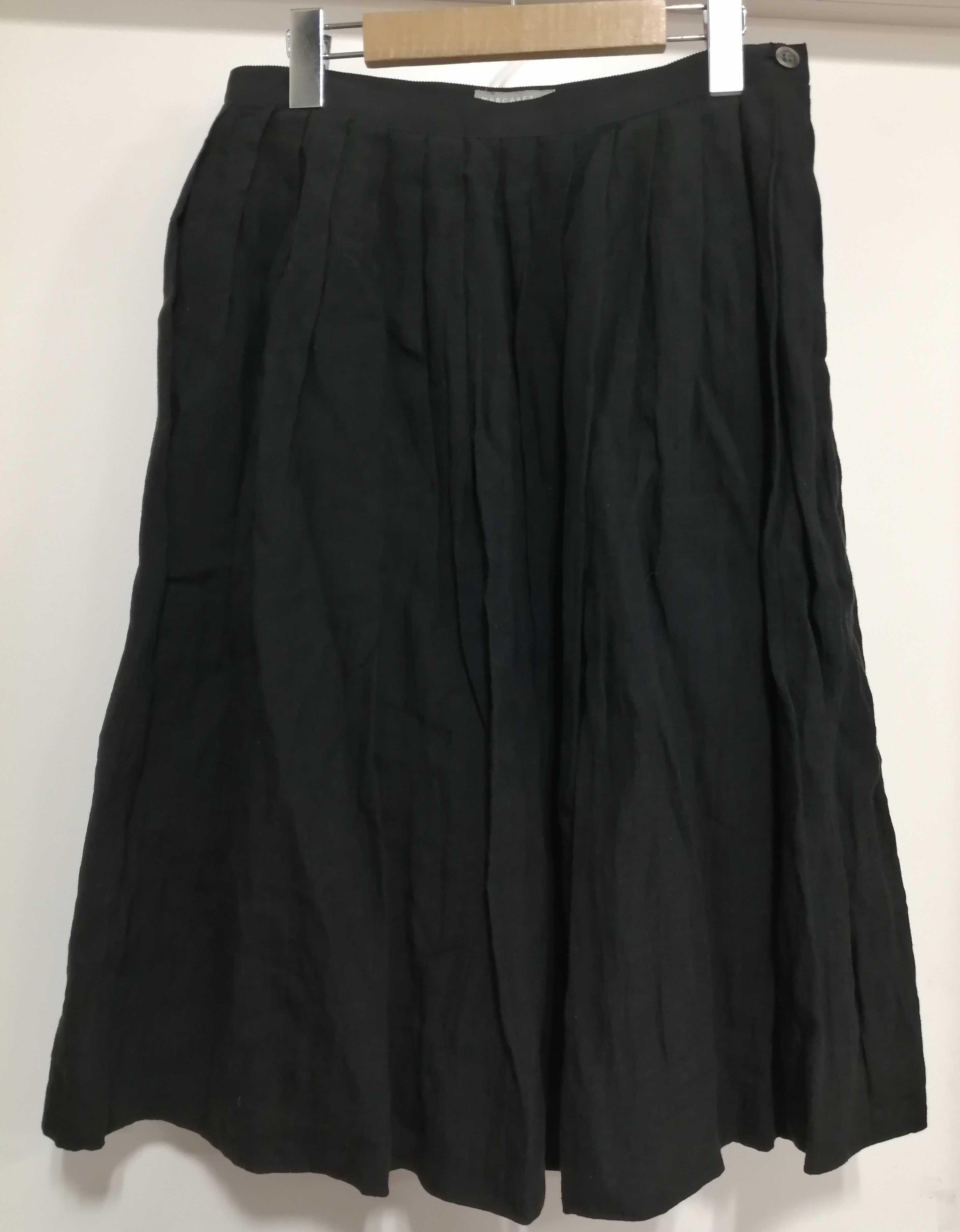 麻スカート|MARGART HOWELL