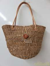 BANANA FIBRE BAG|UNKNOWN