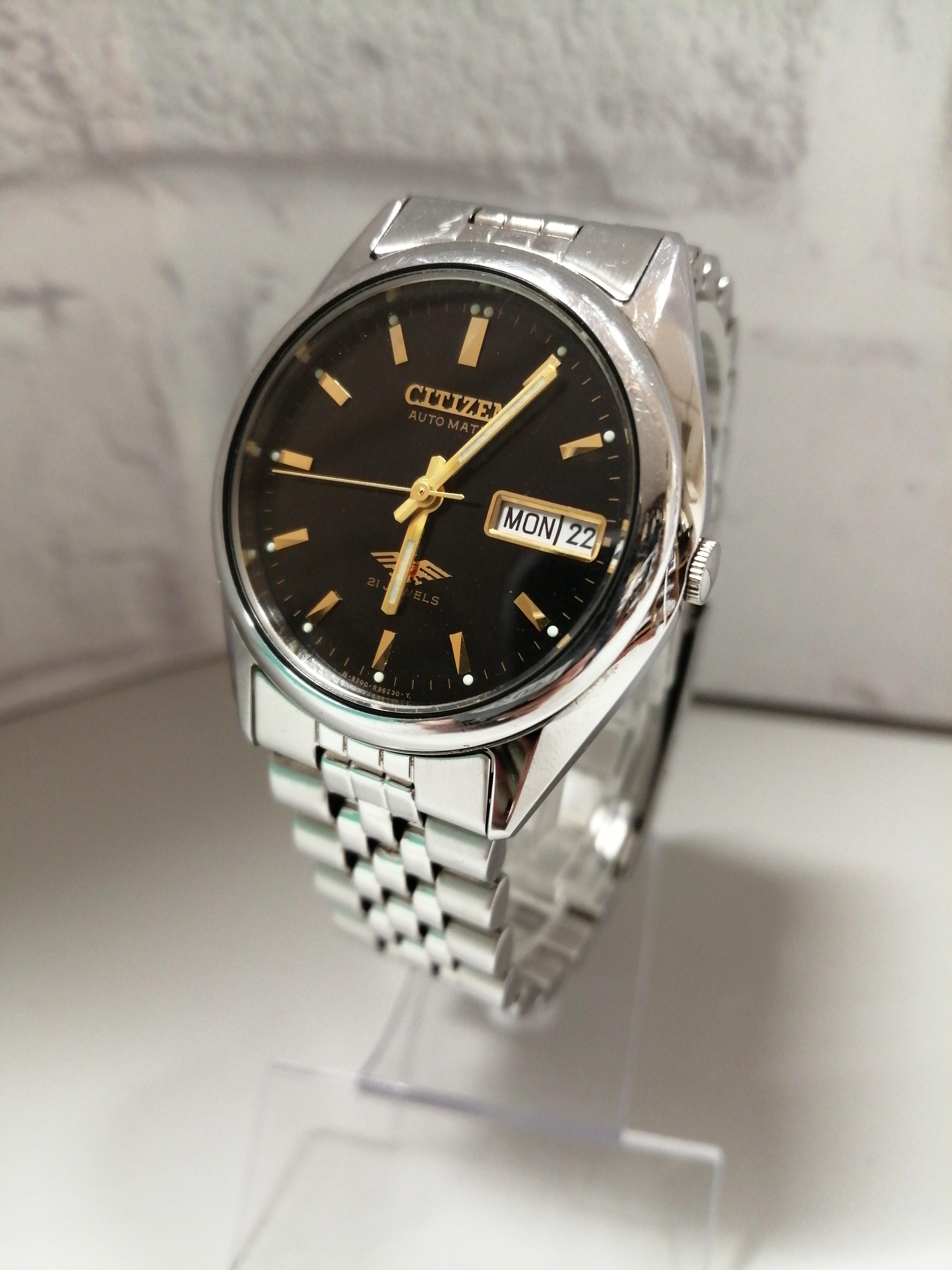 シチズン オートマチック腕時計|CITIZEN