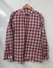 チェックシャツ A.P.C.