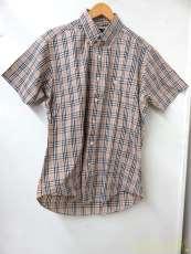 バーバリー S/Sシャツ|BURBERRY
