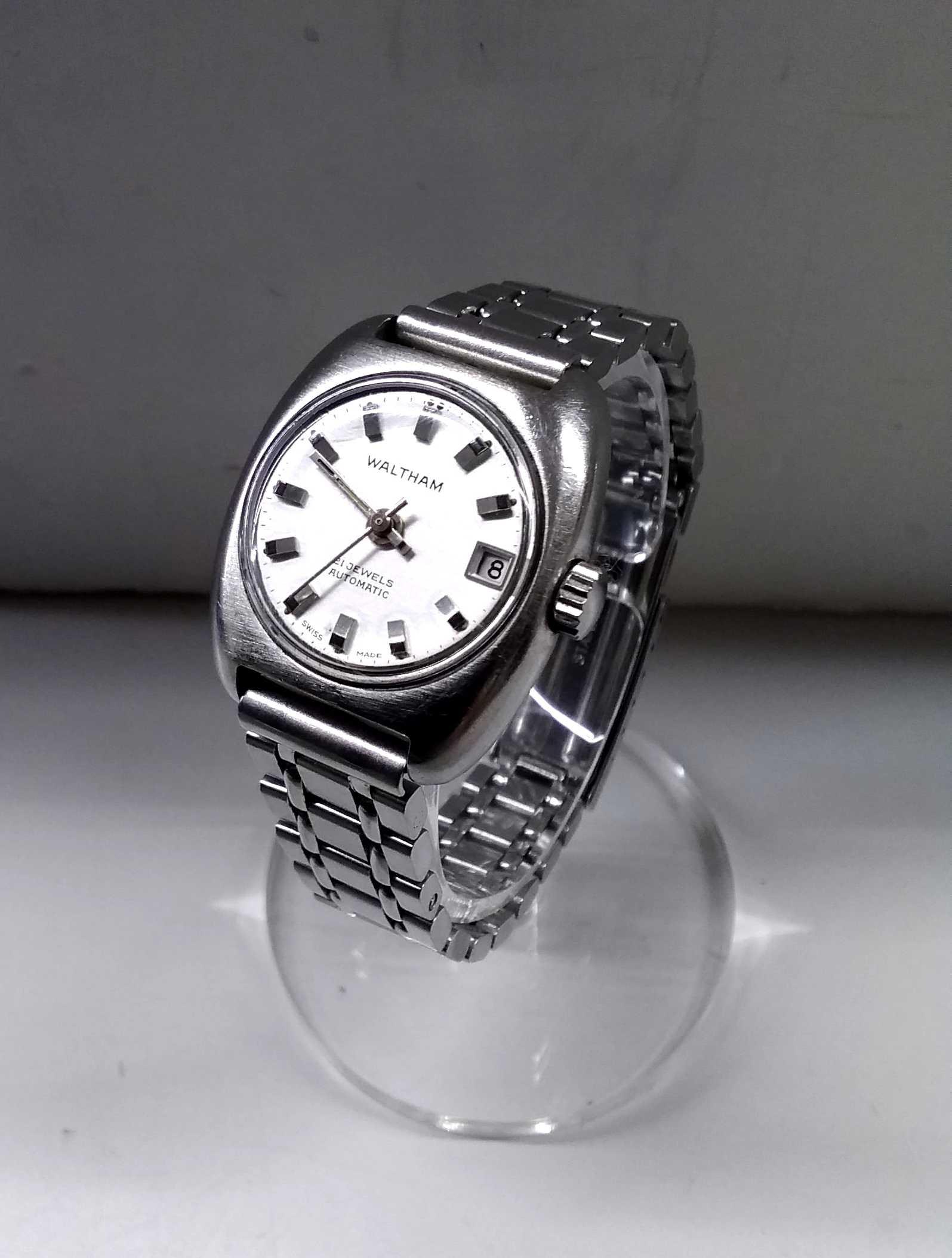 ウォルサム 自動巻き腕時計|WALTHAM