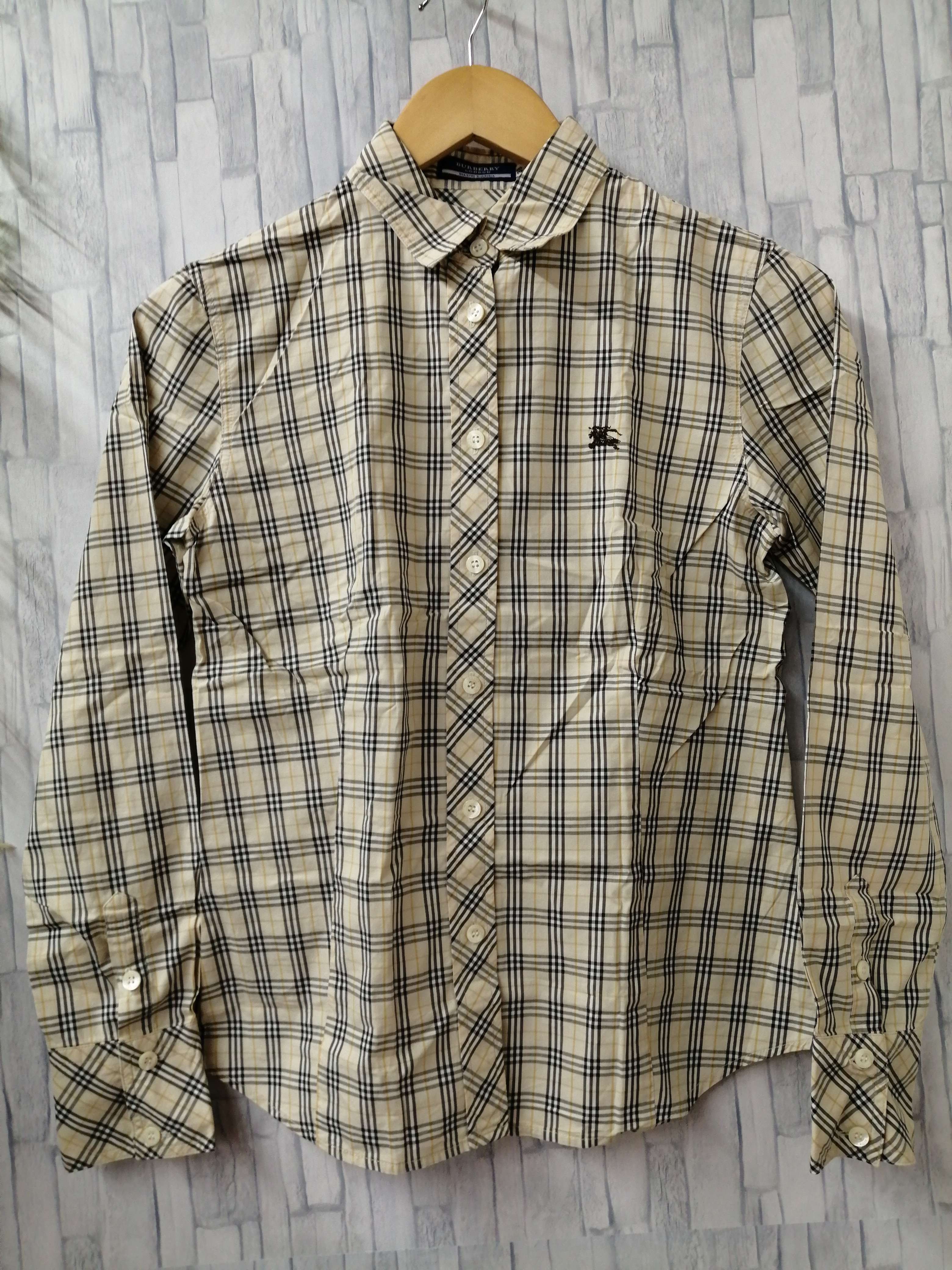 L/Sシャツ|BURBERRY BLUE LABEL