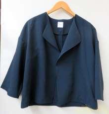 ノーカラーサマージャケット|SPICK&SPAN