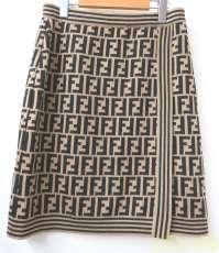 ニットスカート|FENDI