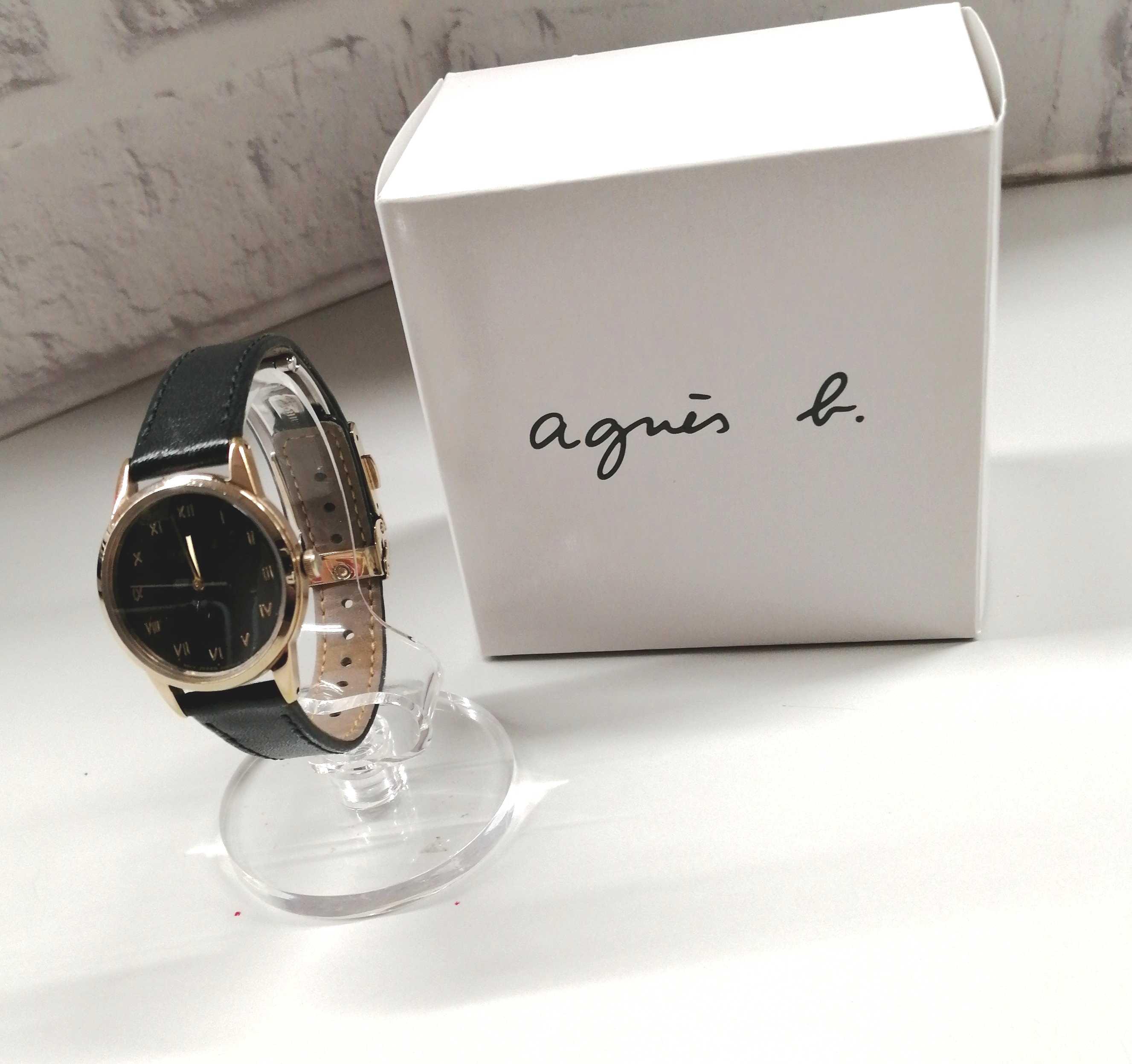 アニエスベー ソーラー腕時計|AGNES B.