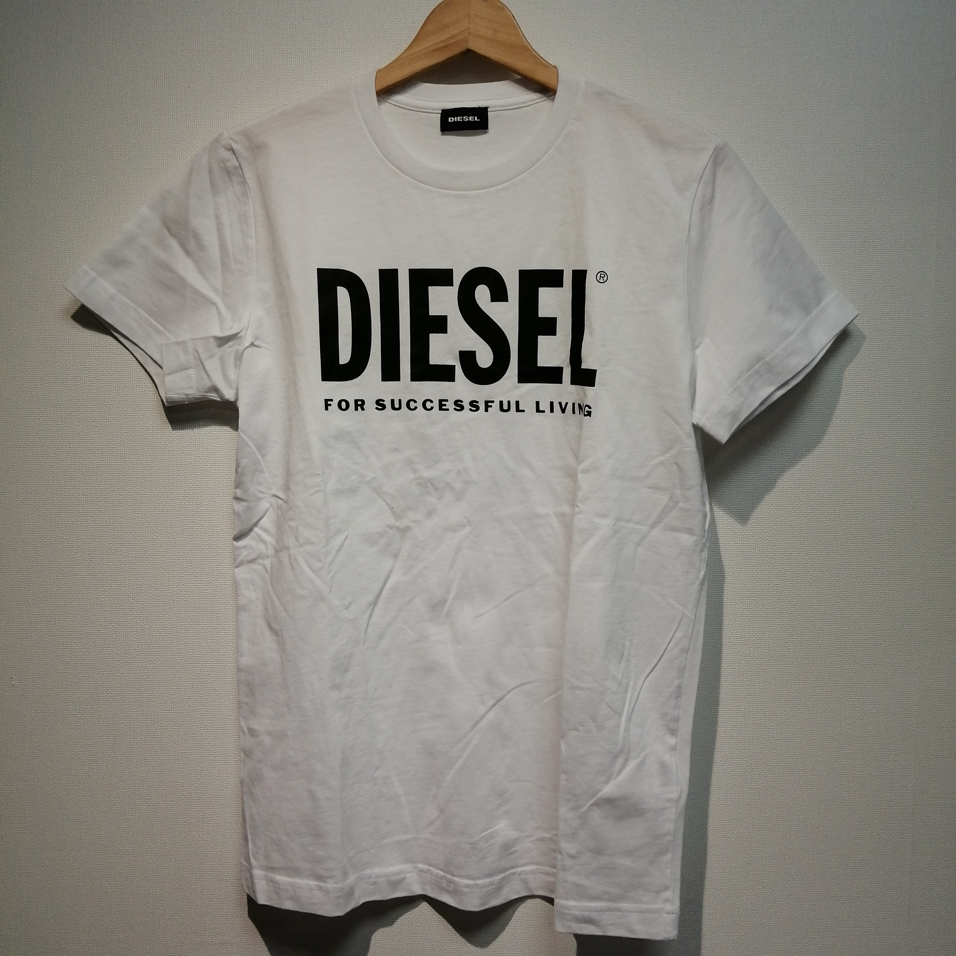 Tシャツ[FOR SUCCESSFUL LIVING]|DIESEL