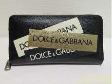 ロゴデザインウォレット|DOLCE&GABBANA