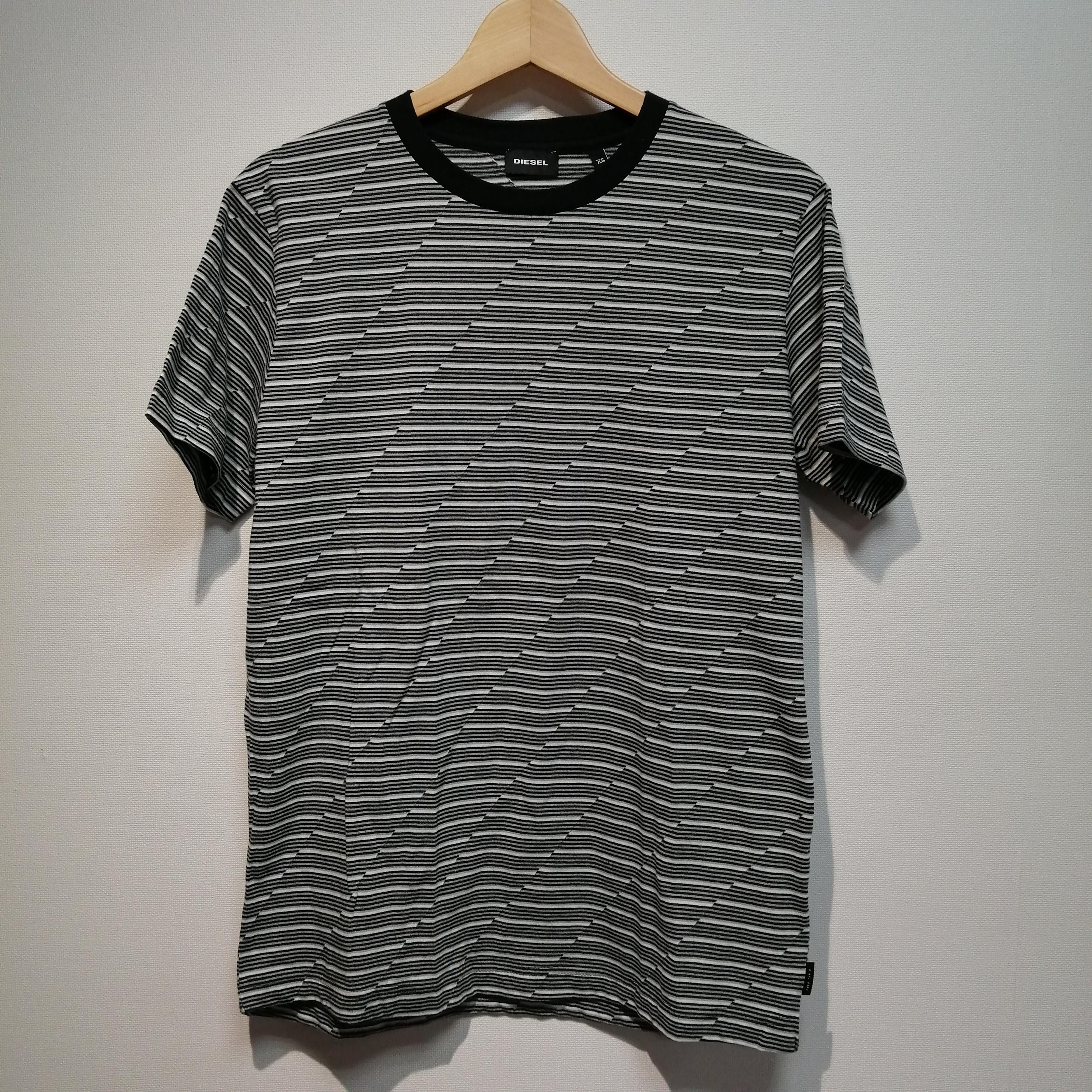 ボーダーTシャツ|DIESEL