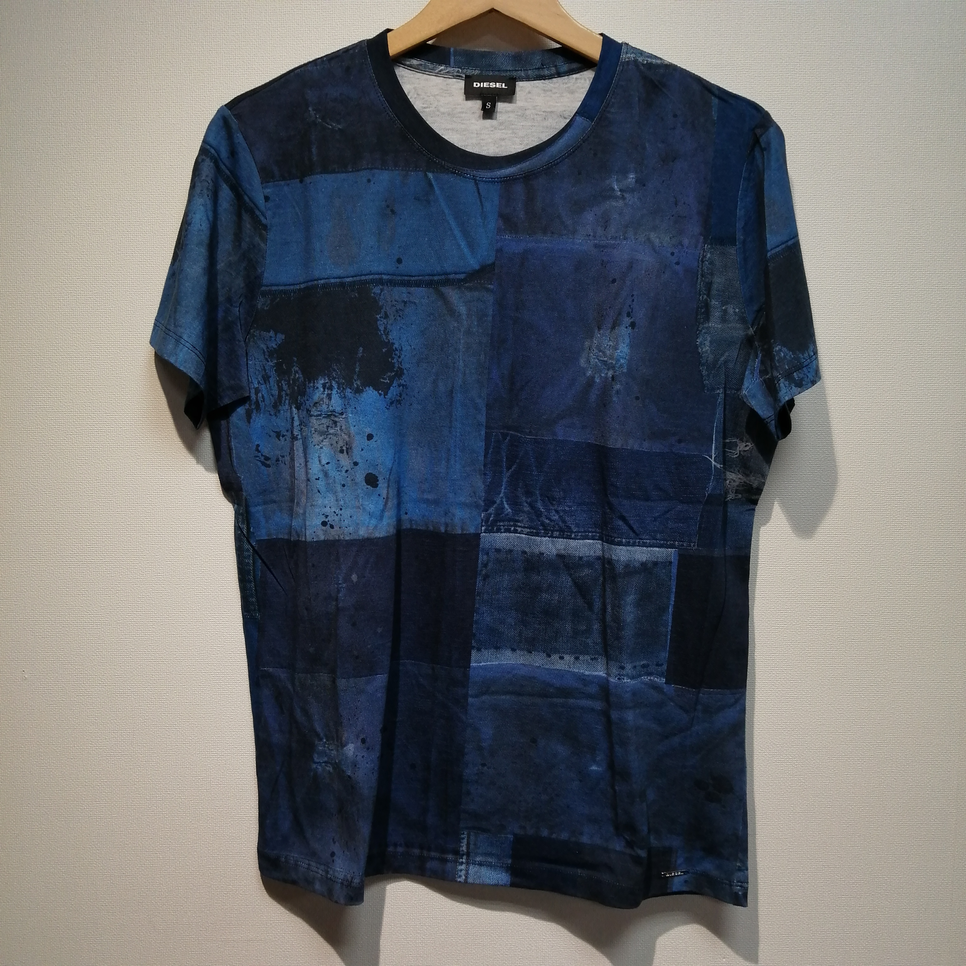 転写プリントTシャツ|DIESEL