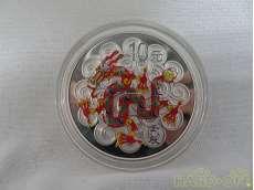 2012年記念銀貨|中国人民銀行