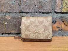 COACH 三つ折り財布|COACH