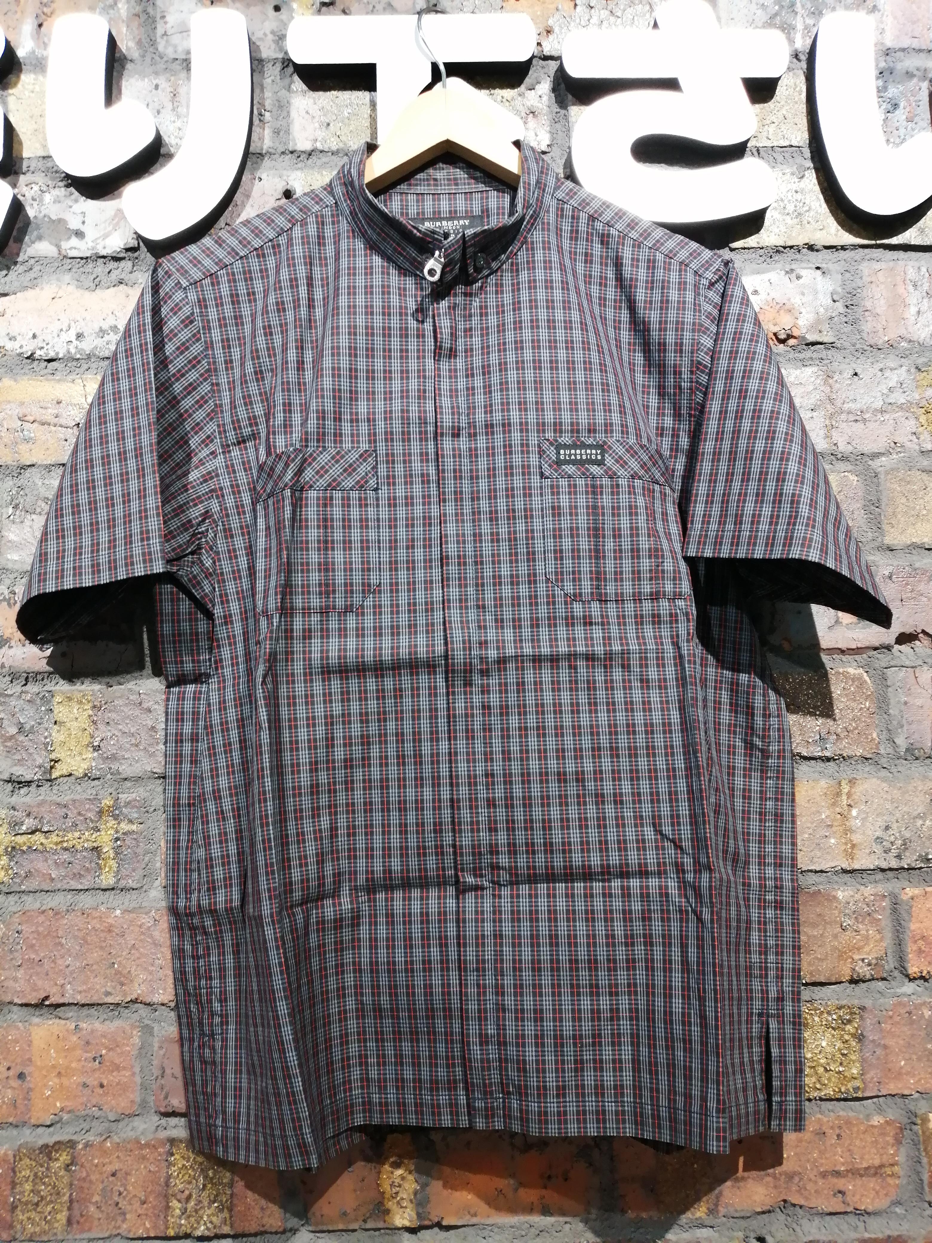 SSシャツジャケット|BURBERRY LONDON