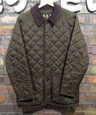 BARBOUR キルティングジャケット|Barbour