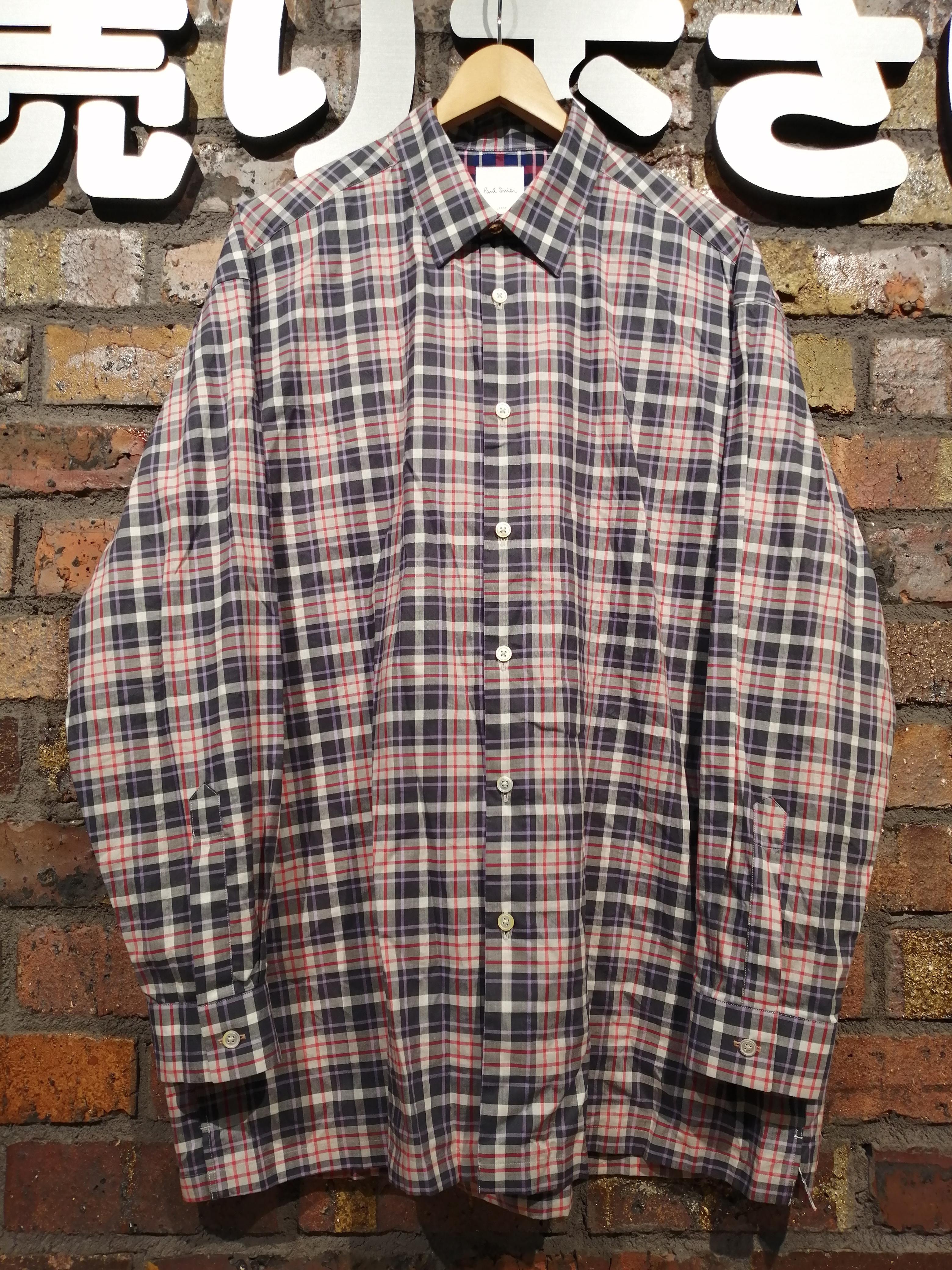 チェックシャツ|PAUL SMITH