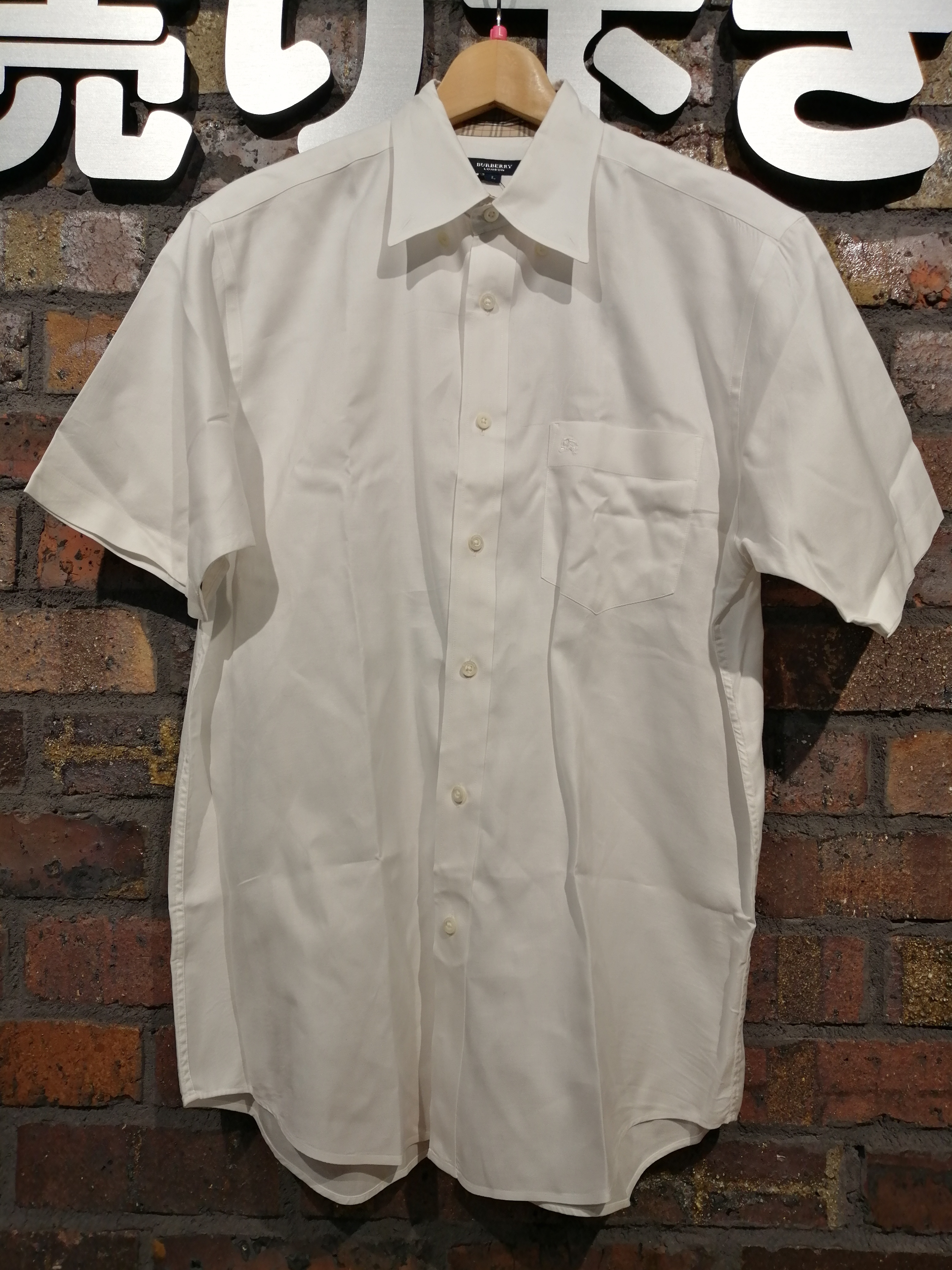 SSシャツ|BURBERRY