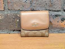 COACH 二つ折り財布|COACH