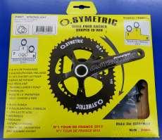 O.SYMETRIC 楕円チェーンリング 130mm|O.SYMETRIC