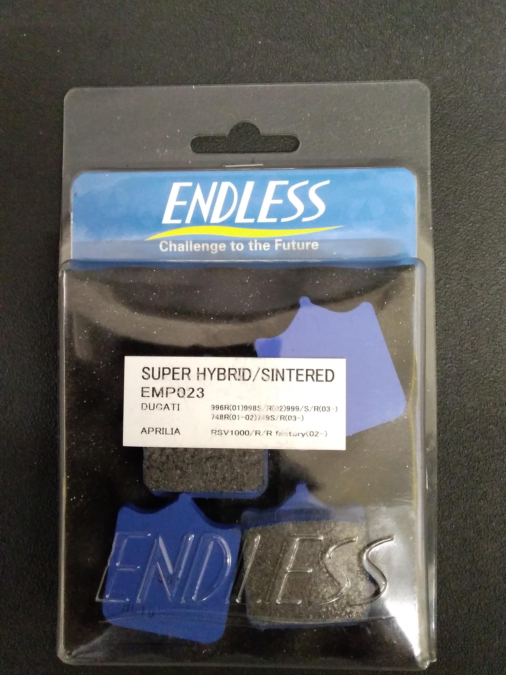 チューンアップパーツ|ENDLESS