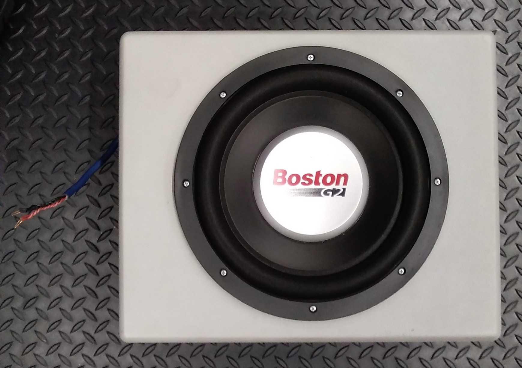 サブウーファー|BOSTON